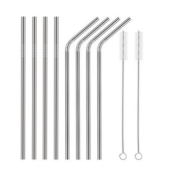 Skip Plastic: These Metal Straws Have Become New Best-Sellers