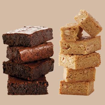 Blondies vs. Brownies