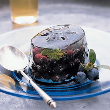 Lowbush Blueberry Gellies