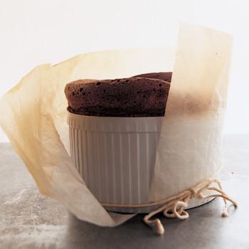 Showstopping Chocolate Souffle