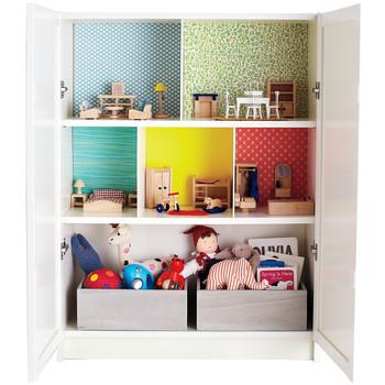 Do-It-Yourself Dollhouse