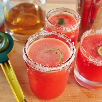 Emeril's Watermelon Margaritas