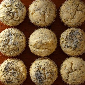 Lemon Poppy-Seed Muffins