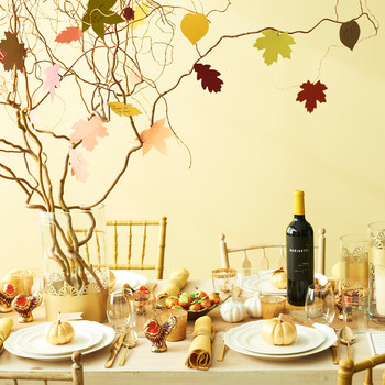 Darcy Miller's Thanksgiving Table Brings Kids and Adults Together
