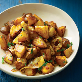 Home-Fried Potatoes with Smoked Paprika