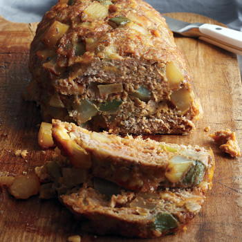 Spanish-Style Meatloaf