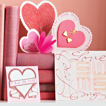 The Best of Our Valentine's Day Cards with Clip-Art and Templates