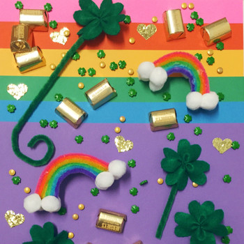 Surprise Your Kids With DIY Lucky Charms For St Patricks Day