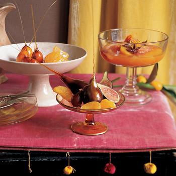 Caramel-Citrus Soup