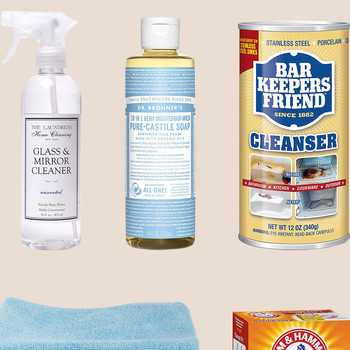 Cleaning Supplies 101 Collection