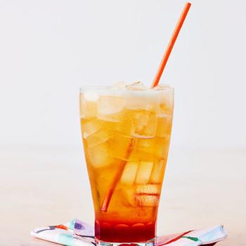 Cranberry-Ginger Shandy
