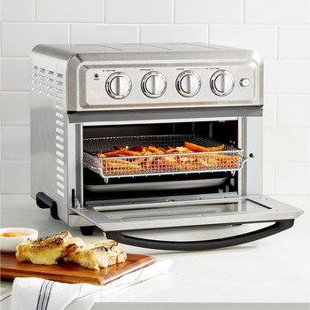 toaster oven by cuisinart