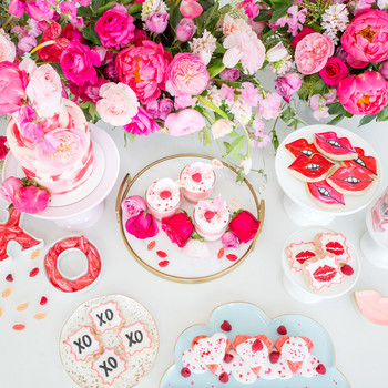 Breathtakingly Beautiful: How to Host Brunch for Galentine's Day
