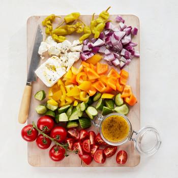 Greek-Taverna Salad