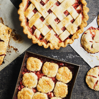 Use the Same Fruit Pie Filling to Make Four Delectably Different Pastries