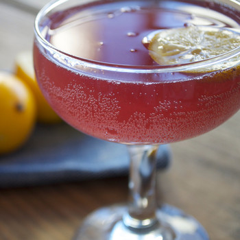Valentine's Day Cocktail Recipe: The Rose Noir