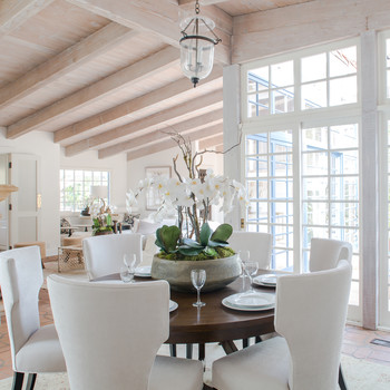 Feast Your Eyes: Gorgeous Dining Room Decorating Ideas Part 81