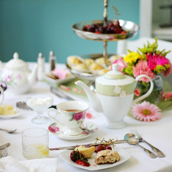 Host a Delightful Mother's Day Tea Party
