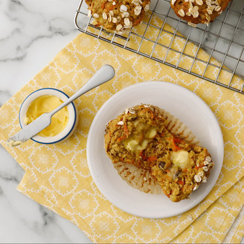 Watch: Healthy Morning Muffins