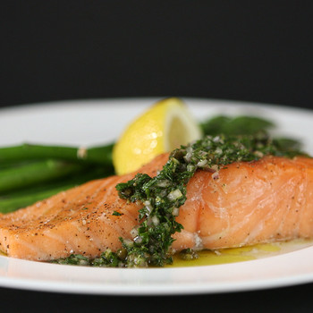 Watch: How to Avoid Overcooked Salmon