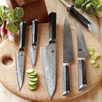 Shun Knife Block Set