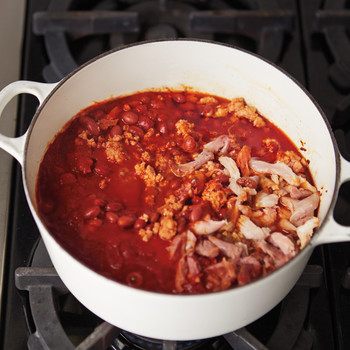 Real-Deal Turkey Chili in Less than an Hour!