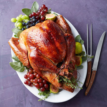 Why You Should Cook Your Thanksgiving Turkey Upside Down