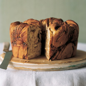 Yeasted Coffee Cake with Poppy-Seed Filling