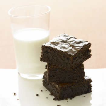Chocolate-Ginger Brownies