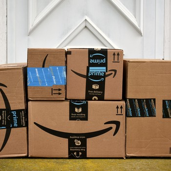 amazon box delivery