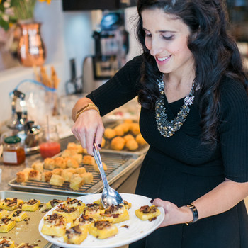 "A Fall Harvest Soiree to Celebrate ""Martha Stewart Appetizers"""