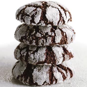 chocolate crackles cookies