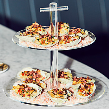 Clams & Oysters Casino