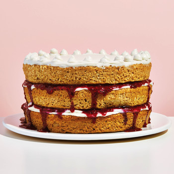 coconut cake cherry bombe cookbook