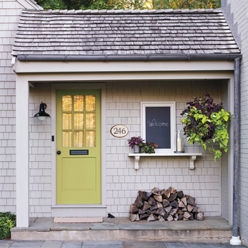 Five Ways to Beautifully Upgrade Your Front Porch