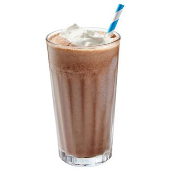 Rich Frozen Hot Chocolate