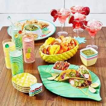 梅西百货嘉年华餐具玻璃器皿