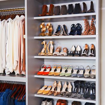martha closet shoes