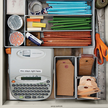 3 Steps to a Guilt-Free Junk Drawer