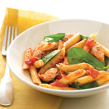 Spicy Chicken Pasta