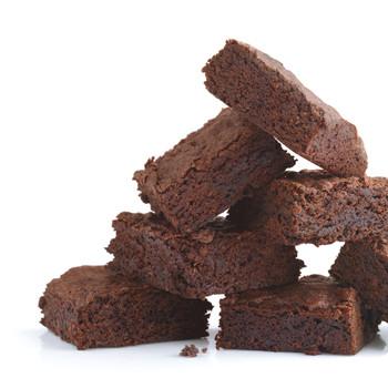 Triple-Chocolate Brownies