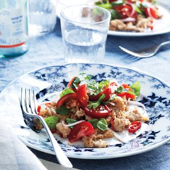 One-Pot Thai Turkey and Rice