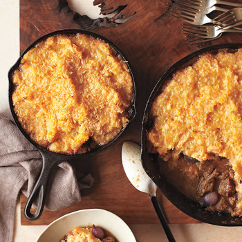Beef-and-Root-Vegetable Shepherd's Pie