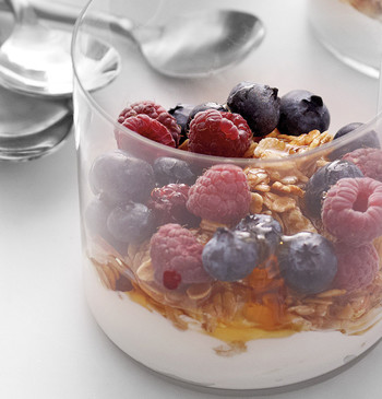 Emeril's Anytime Yogurt Parfaits