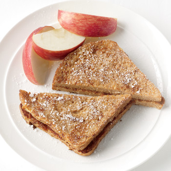 Apple-Butter French Toast Sandwiches
