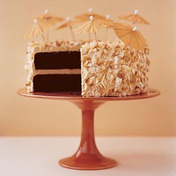 Basic Chocolate Cake