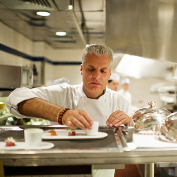What Is It Really Like to Cook with Martha? 5 Questions for Eric Ripert