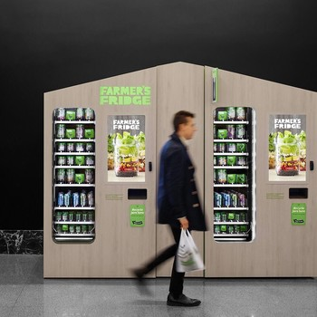 What if You Could Get a Fresh, Healthy Salad -- From a Vending Machine?