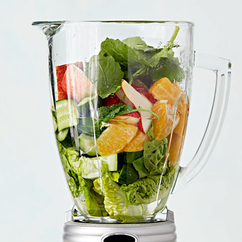 fruit vegetables blender