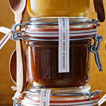 Gingerbread-Caramel Sauce